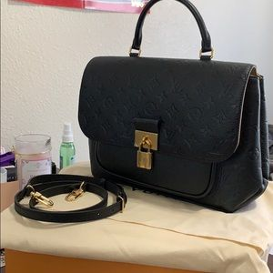 Brand new never used Louis Vuitton marignan black
